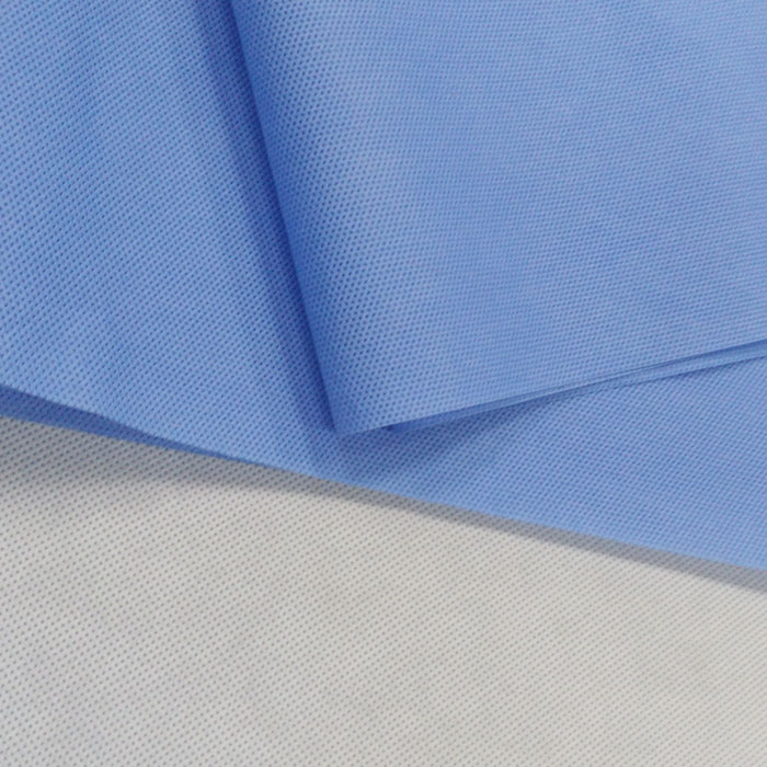Disposable sanitary non woven materials